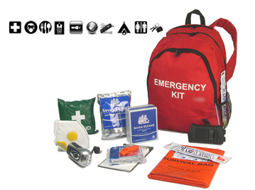 How to build your own Emergency Preparedness Kit | download FREE resources, access great Kit | be better prepared for emergencies - EVAQ8.co.uk Emergency Preparedness